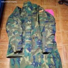 Militaria: TRAJE INTEMPERIE MILITAR BOSCOSO GORETEX 3 PIEZAS ESTRENAR MARCA ALFREDO GRASSI / GORETEX / POLARTEC. Lote 240616285