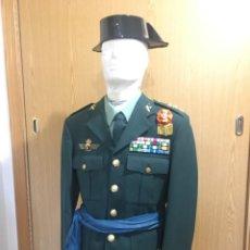 Militaria: GUARDIA CIVIL, UNIFORME DE CORONEL DE ESTADO MAYOR.. Lote 180030612