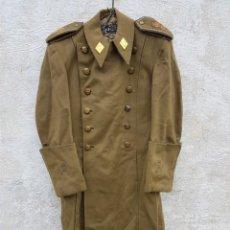 Militaria: ABRIGO DE GENERAL EPOCA FRANQUISTA. Lote 240800185