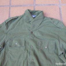 Militaria: CAMISA VERDE OLIVA OTAN DEL EJÉRCITO ESPAÑOL. CTI TALLA 41. Lote 240857375