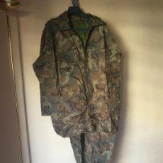 Militaria: INFANTERIA DE MARINA TRAJE DE AGUA TALLA G. Lote 270137883