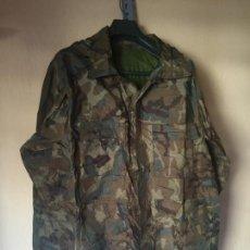 Militaria: INFANTERIA DE MARINA TRAJE DE AGUA TALLA G. Lote 263089680