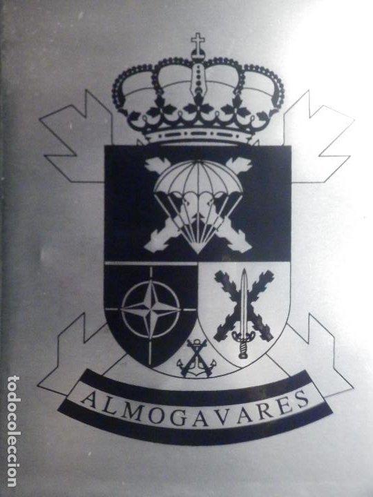 Militaria: Caja metálica - Brigada Paracaidista Almogavares - 13,5 cm x 7 cm y 18 mm de altura - Foto 3 - 242169580