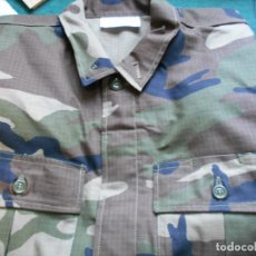 Militaria: CHAQUETA INFANTERIA DE MARINA ESPAÑOLA NUEVA. Lote 242300350