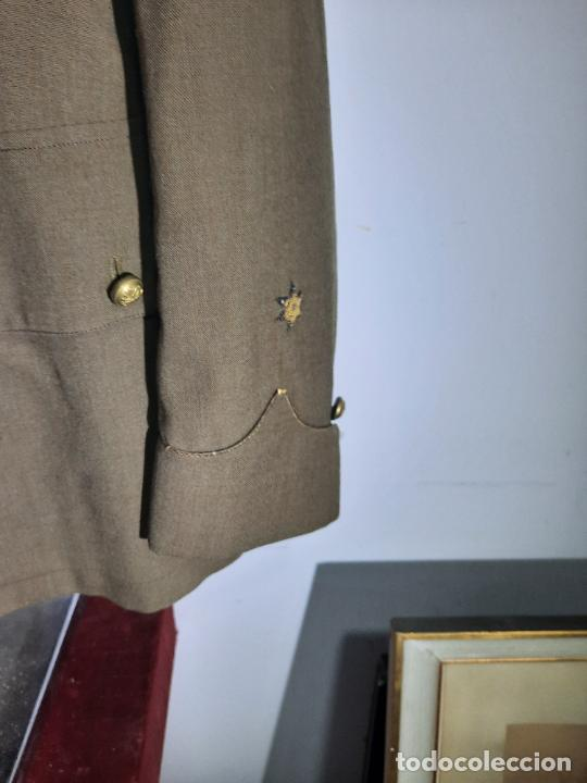 Militaria: uniforme militar español gorra,pantalon y chaqueta - Foto 6 - 242871405