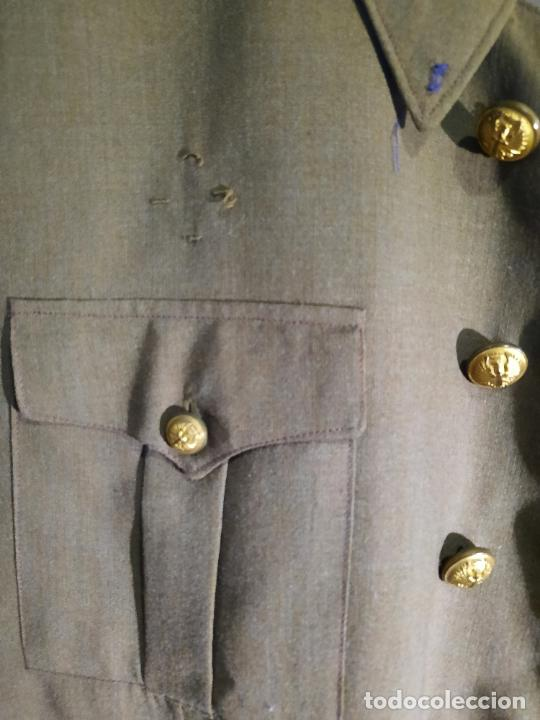 Militaria: uniforme militar español gorra,pantalon y chaqueta - Foto 8 - 242871405