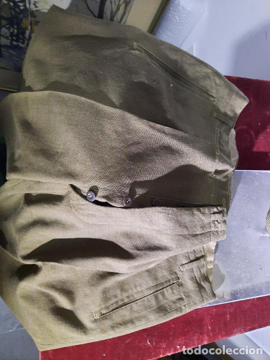 Militaria: uniforme militar español gorra,pantalon y chaqueta - Foto 9 - 242871405