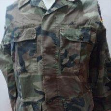 Militaria: UNIFORME MIMETIZADO INFANTERÍA DE MARINA, GUERRERA Y PANTALÓN. Lote 243360000