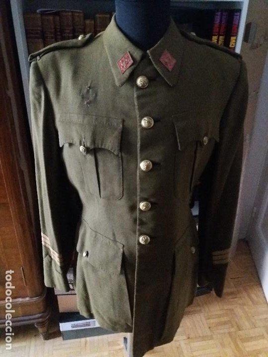 Militaria: GUERRERA DE SARGENTO - Foto 10 - 243828170