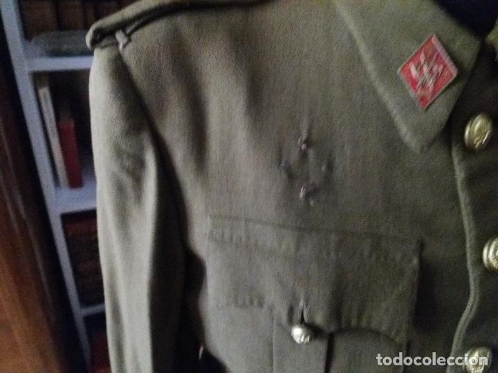 Militaria: GUERRERA DE SARGENTO - Foto 5 - 243828170