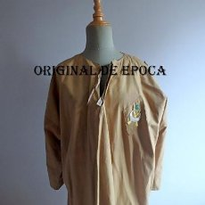 Militaria: (JX-210192)CANDORA,CHILABA DE ALFÉREZ DEL GRUPO DE REGULARES XAUEN Nº 6 .. Lote 244182250