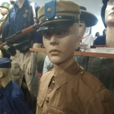 Militaria: UNIFORME MILITAR ATN SAHARA ESPAÑOL GUERRERA SAHARIANA CHAQUETA PANTALON GORRA TERESIANA SOLDADO. Lote 244727355