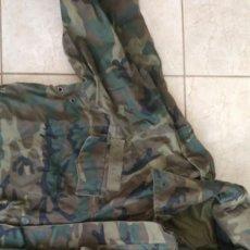 Militaria: CHAQUETON MILITAR ANORAK 2/4 CAMUFLAJE BOSCOSO EJERCITO ESPAÑOL 3/4 TALLA 3. Lote 247918895