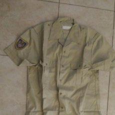 Militaria: UNIFORME DE VERANO ACADEMIA GENERAL SUBOFICIALES EJÉRCITO DE TIERRA ESPAÑOL. Lote 250329140