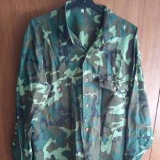 Militaria: ANTIGUA BLUSA DE CAMUFLAJE , T - 52. Lote 251534450