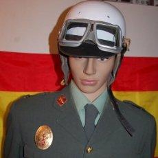Militaria: UNIFORME COMPLETO GUARDIA CIVIL DE TRAFICO/GUARDIA CIVIL MOTORISTA AÑOS 70/80 TODO ORIGINAL. Lote 252240395