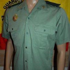 Militaria: CAMISA DE VERANO DE LA GUARDIA CIVIL DE TRAFICO. Lote 252564550