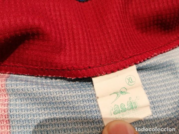 Militaria: Original   Futbol   Talla XL   Camiseta del Eldense años 90 MATCH WORN - Foto 11 - 252774220