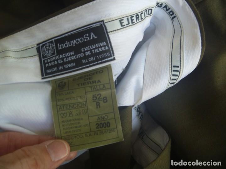 Militaria: UNIFORME COMPLETO DE SOLDADO DE PRIMERA DE INGENIEROS , DIVISION ACORAZADA , DEL 2000 - Foto 3 - 254428370