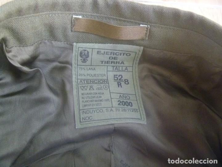 Militaria: UNIFORME COMPLETO DE SOLDADO DE PRIMERA DE INGENIEROS , DIVISION ACORAZADA , DEL 2000 - Foto 4 - 254428370