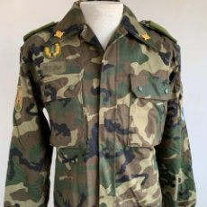 Militaria: UNIFORME BOINA VERDE GOE III LEVANTE OPERACIONES ESPECIALES EJÉRCITO DE TIERRA. Lote 255412895