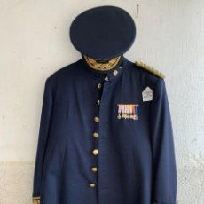 Militaria: UNIFORME GALA GENERAL BRIAC XII GORRA CHAQUETA PANTALON MEDALLAS MINIATURA. Lote 255412185