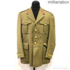 Militaria: UNIFORME DE CORONEL DE INGENIEROS. REGLAMENTO DE 1943. CON COLECTIVA DE INFANTERÍA. Lote 257422015