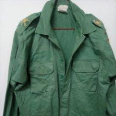 Militaria: UNIFORME DE LA LEGIÓN , HOMBRERAS BORDADAS. CHUPA Y PANTALÓN. AÑO 1996. Lote 259222270