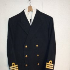 Militaria: TRAJE COMPLETTO DE CAPITAN DE FRAGATA. Lote 260614470