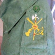 Militaria: CAMISOLA DE LA LEGIÓN , HOMBRERAS BORDADAS.. Lote 261324620