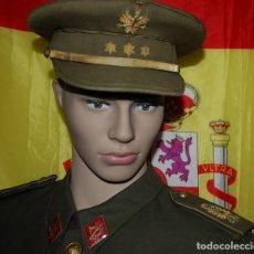 Militaria: UNIFORME DE OFICIAL EJERCITO DE TIERRA ARMA DE INFANTERIA /GORRA DE CAPITAN R 43. Lote 263096300
