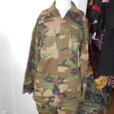 Militaria: UNIFORME DE INFANTERIA DE MARINA CHAQUETA Y PANTALÓN NUEVOS. Lote 263663570