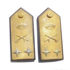 Militaria: HOMBRERAS ALMIRANTE CARLOS VILA MIRANDA, REGLAMENTO DEL 43. Lote 264267876