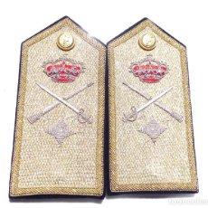 Militaria: HOMBRERAS ALMIRANTE CARLOS VILA MIRANDA.. Lote 264268436