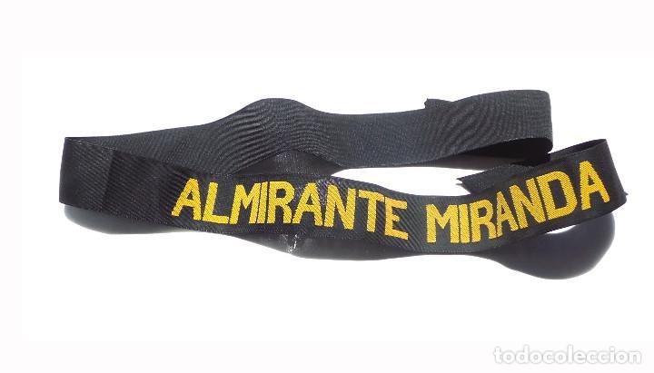 Militaria: CINTA DE LEPANTO ALMIRANTE MIRANDA. - Foto 2 - 264268496