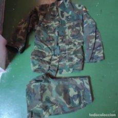 Militaria: UNIFORME USADO INFANTERÍA MARINA, AÑOS 90, TALLA 48. Lote 265566969