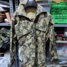 Militaria: ANTIGUA CAMISOLA BOEL, OPERACIONES ESPECIALES DE LA LEGION. Lote 265567654
