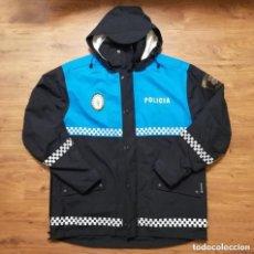 Militaria: ANORAK POLICÍA LOCAL MELILLA, TALLA S. Lote 266011888