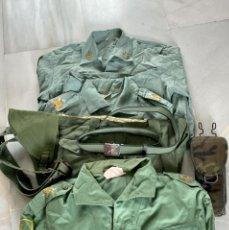 Militaria: UNIFORMES LEGIÓN ESPAÑOLA , TENIENTE CORONEL. Lote 267344044