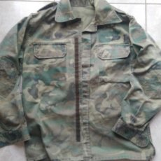 Militaria: CAMISOLA M-82 BOSCOSO PRIMER MODELO ,, LEGION BOEL EZAPAC COES BRIPAC M82 CIERRE VELCRO. Lote 269040893