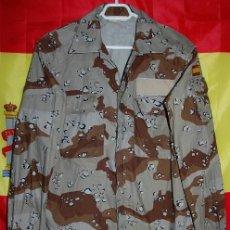 Militaria: CAMISA ARIDA SEIS COLORES PRIMER MODELO AFGANISTAN TALLA 3 (XL). Lote 269327078