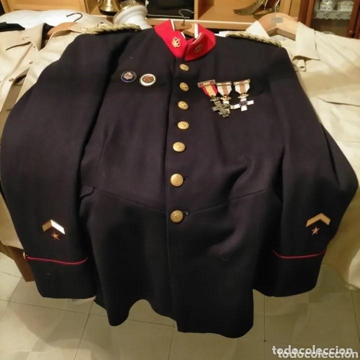 Militaria: UNIFORME GUARDIA REAL SUBTENIENTE. COMPLETO + - Foto 9 - 273469738