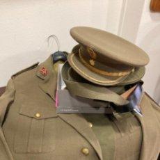 Militaria: LOTE MILITAR, TODO LO QUE SE VE. Lote 273943348