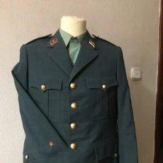 Militaria: UNIFORME SUBTENIENTE GUARDIA CIVIL 1975. Lote 275718103