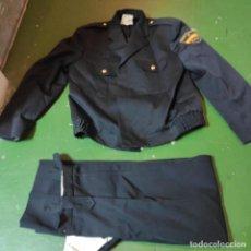 Militaria: UNIFORME POLICIA NACIONAL DE BONITO, MUY BUENAS CONDICIONES. Lote 276473983