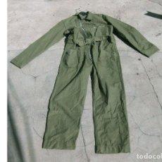 Militaria: MONO KAKI DE PILOTO DE AVIACIÓN O DE TIERRA. AÑOS 70. Lote 278268548