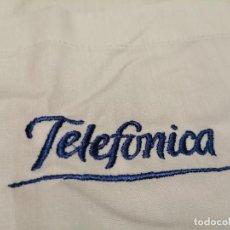 Militaria: CAMISA TELEFÓNICA ESPAÑA VINTAGE (NUEVA). Lote 278587588