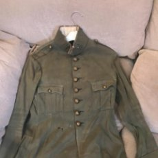 Militaria: GUERRERA ARTILLERIA MODELO 1914 EJERCITO ESPAÑOL. Lote 284025803
