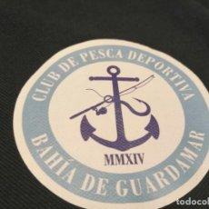 Militaria: POLO CLUB DE PESCA DEPORTIVA BAHÍA DE GUARDAMAR. Lote 285751528