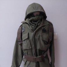 Militaria: GRAN LOTE UNIFORME EJÉRCITO ESPAÑOL MODELO 82: CASCO, GORRAS, ETC. DIVISIÓN ACORAZADA BRUNETE.. Lote 286721873